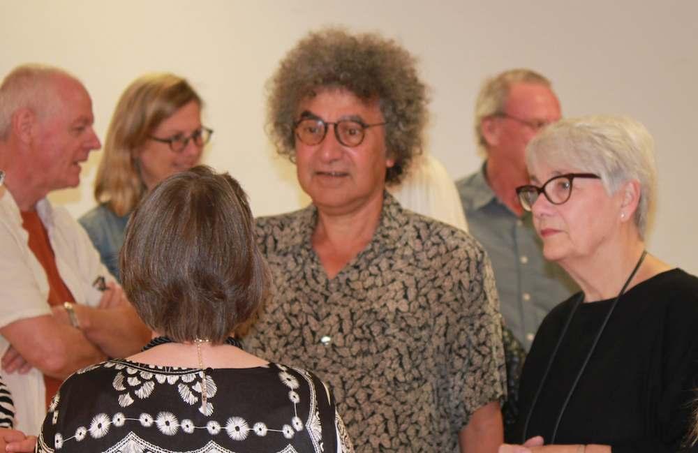 Sam Sakr in conversation with FayeSharpe and Joanna McFarland
